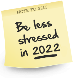 Treatment . Feel Less Stressed 2019